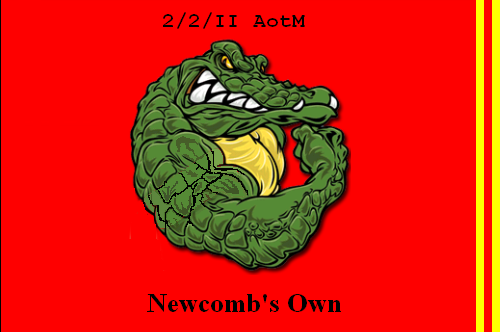 2nd Bde Battle Flag, 2 Gator Battle Victories