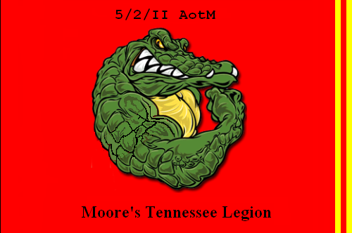 5th Bde Battle Flag, 2 Gator Battle Victories